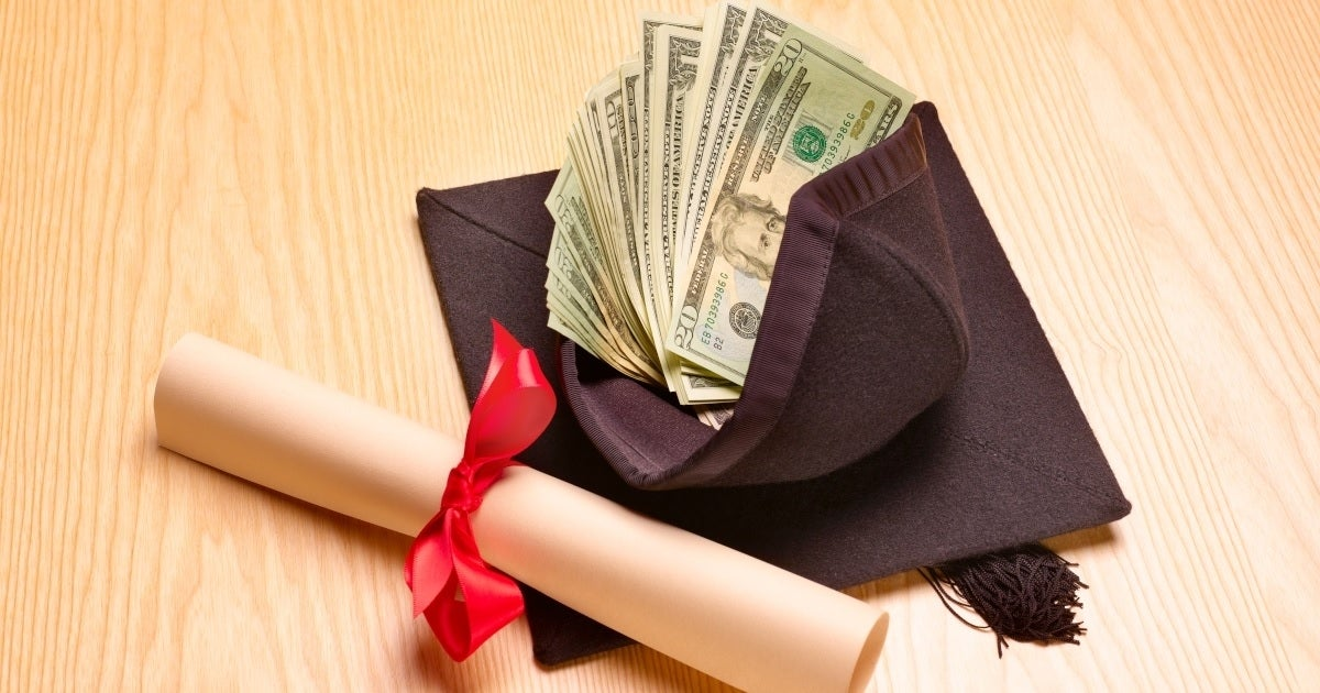 student loans getty images