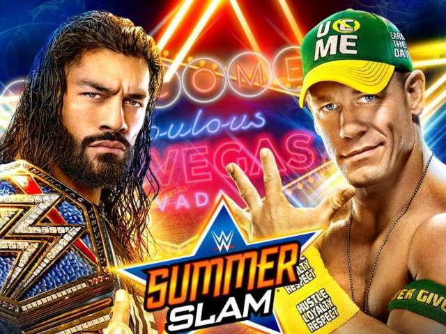 WWE SummerSlam 2021: Time, Channel and How to Watch