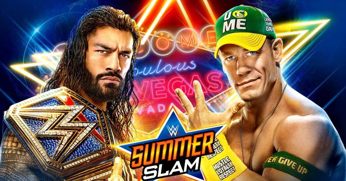 SummerSlam 2021 Time Channel How to Watch