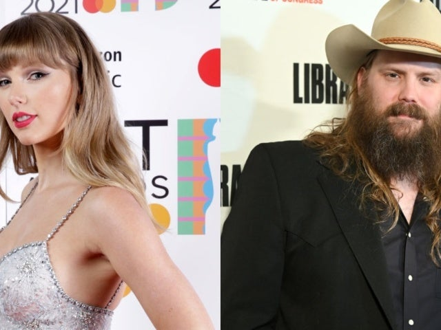 Taylor Swift Appears to Tap Chris Stapleton for Upcoming Album 'Red (Taylor's Version)'