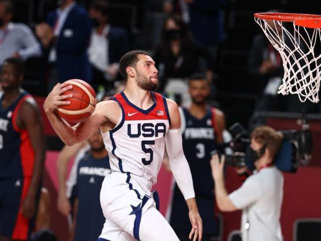 Team USA Basketball Wins Gold Medal After Beating France at Tokyo 2020 Olympics