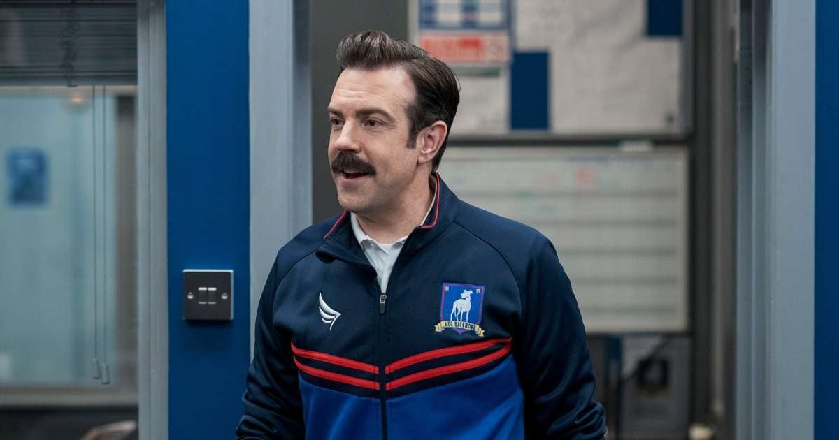Ted Lasso Season 2 Episode 6 Ted leaves AFC game panic attack