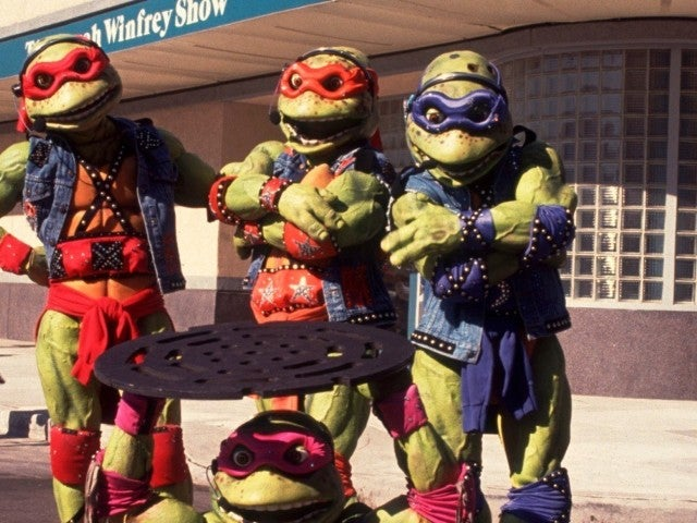 'Teenage Mutant Ninja Turtles' Set for Film Comeback With Colin Jost and Brother Casey Writing