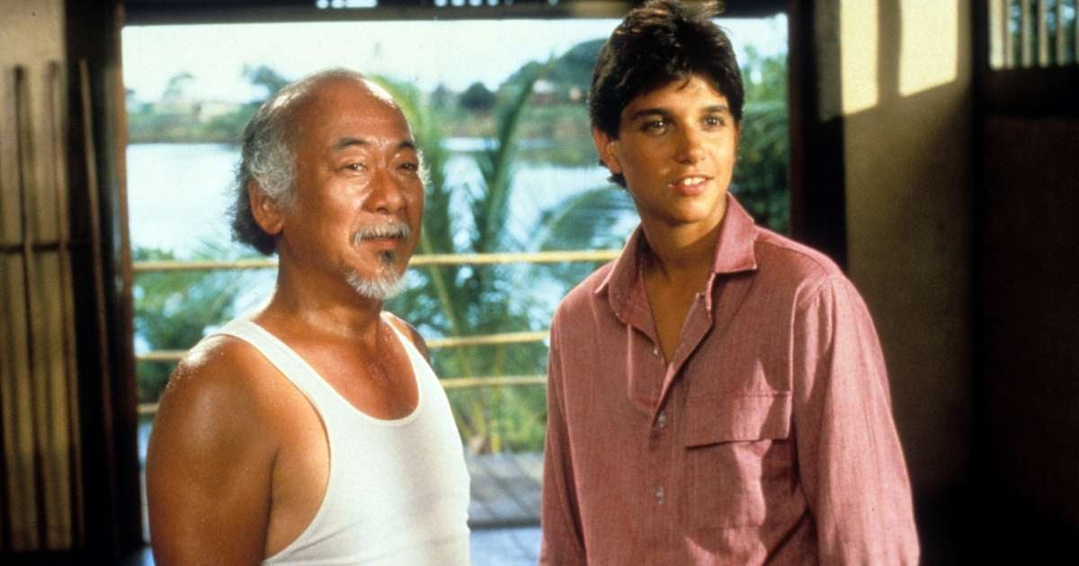 The Karate Kid trilogy leaving Netflix ahead Cobra Kai Season 4