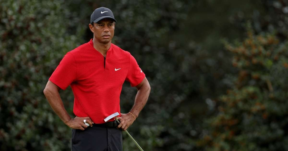 Tiger Woods update golf star one challenge recovery