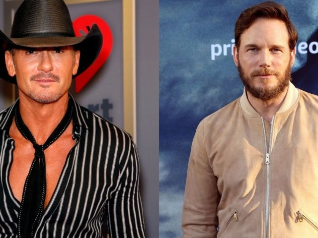 Tim McGraw Reveals What Really Went Down When He Met Chris Pratt