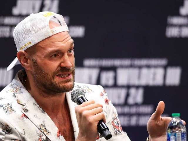 Tyson Fury Gives Positive Update on Newborn Baby in ICU