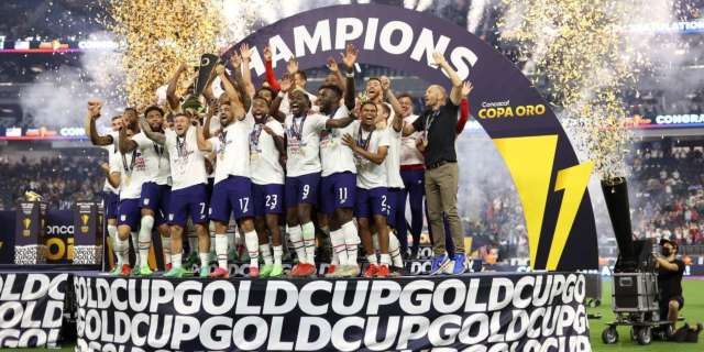 USMNT defeats Mexico win 2021 Gold CUp