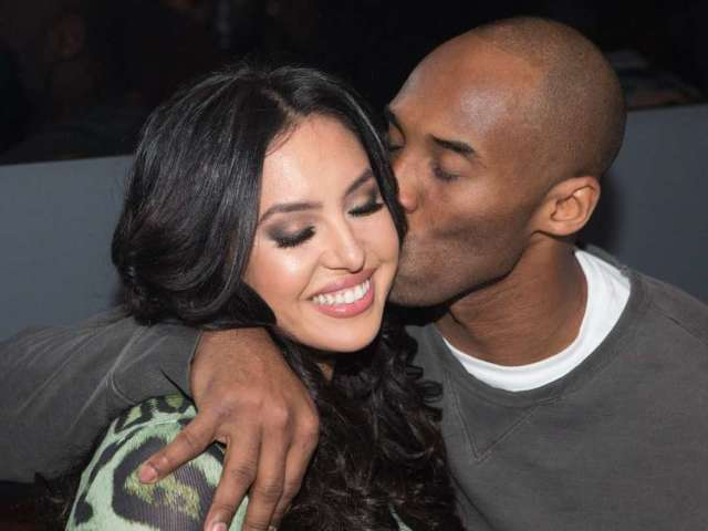 Vanessa Bryant Sends Message to Late Husband Kobe on His 43rd Birthday