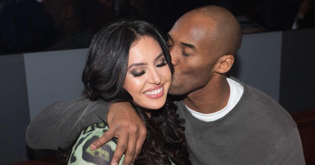 Vanessa Bryant sends message Kobe late husband 43rd birthday