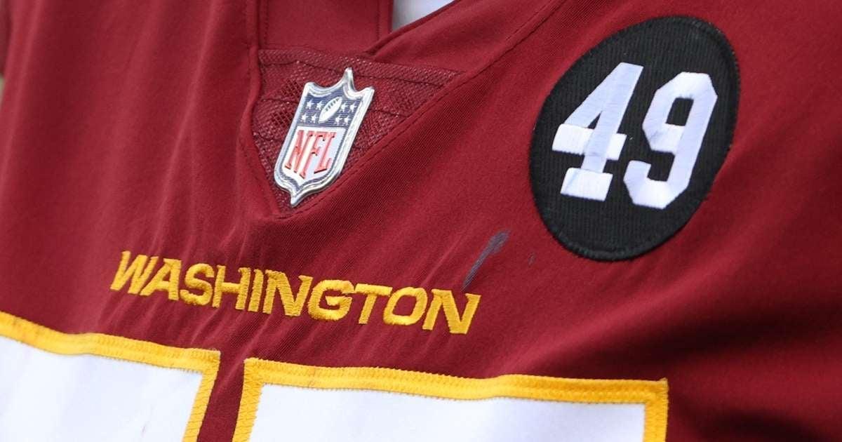 Washington Football Team decision allowed native american headdresses face paint home games