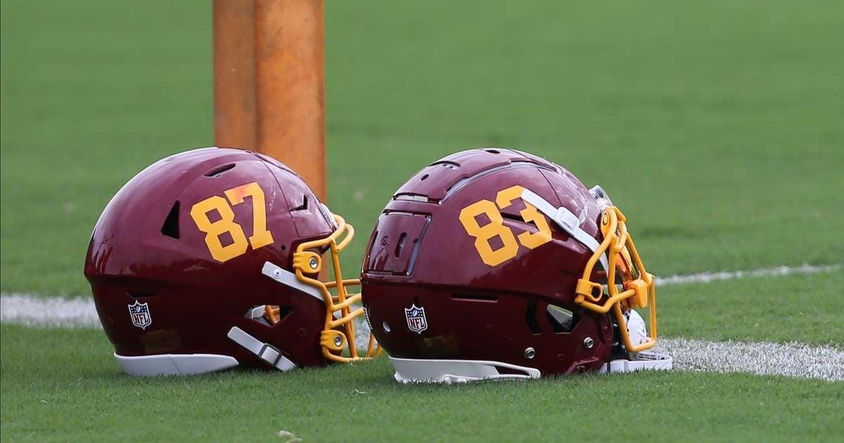 Washington Football Team name options 3 candiates