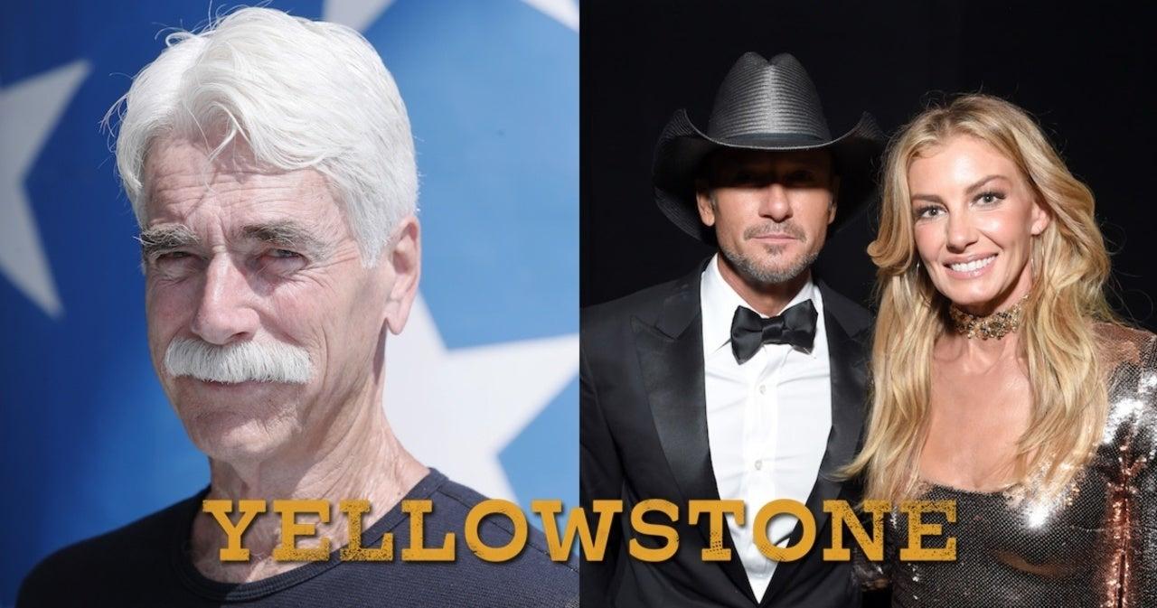 'Yellowstone' Prequel: Sam Elliott, Tim McGraw and Faith Hill to Star in '1883'.jpg